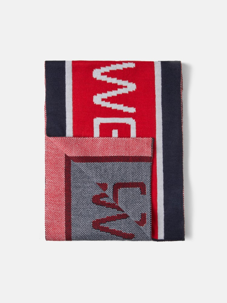 Paco Graphic Scarf
