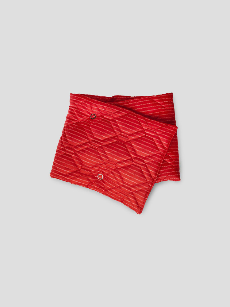 Alwa Quilted Scarf