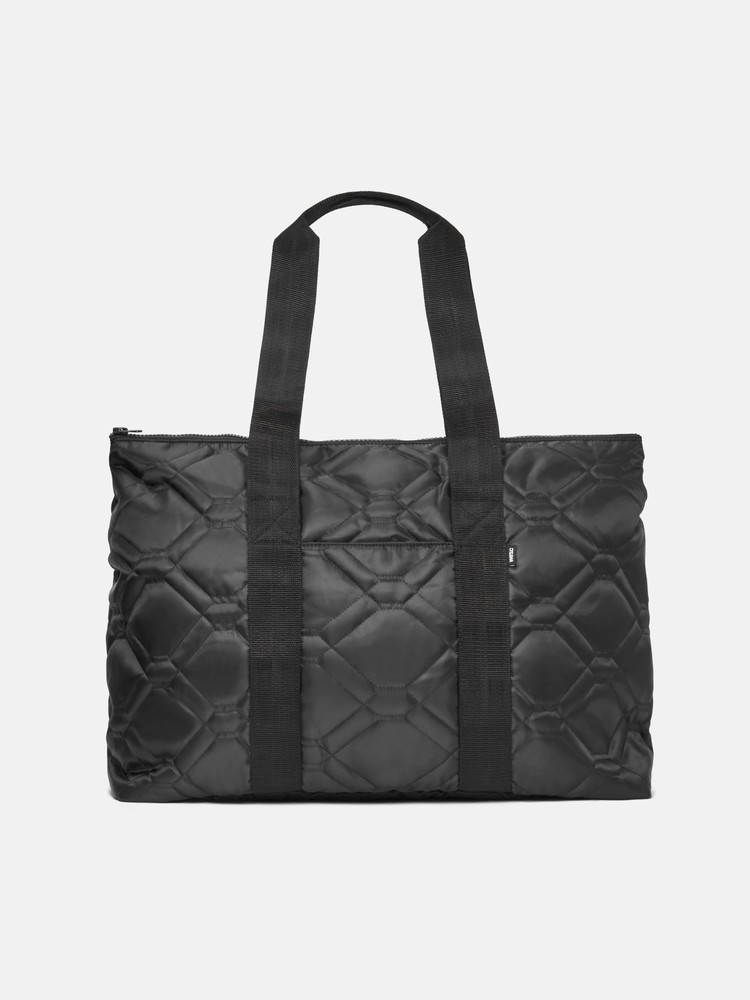 Uriel Quilted Carry Bag