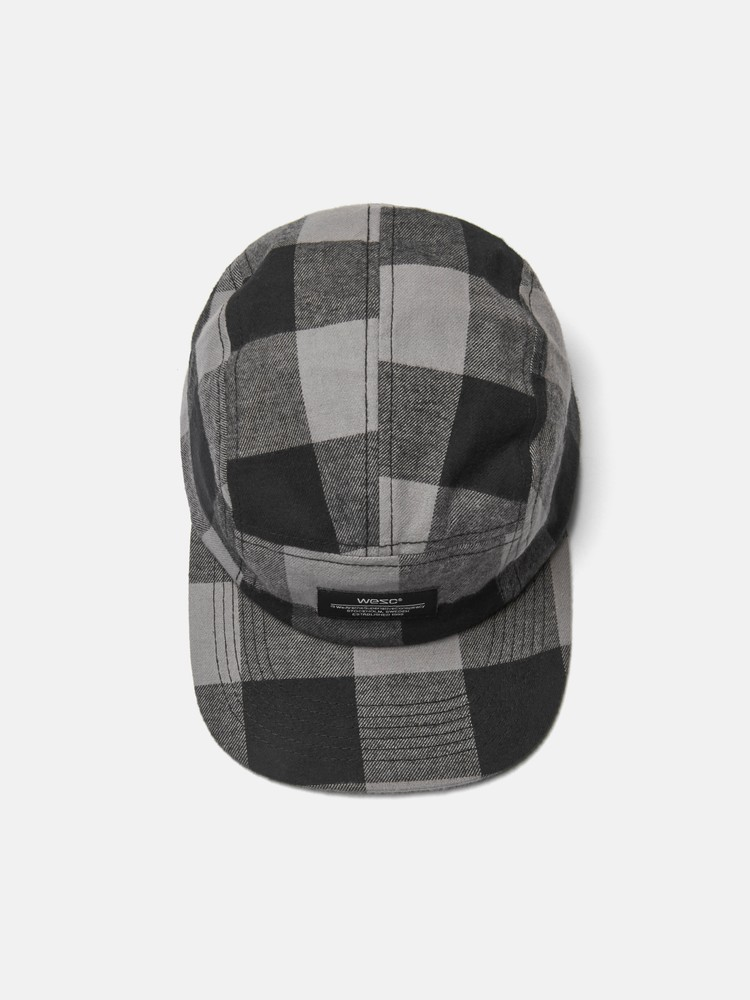 Checked 5 Panel